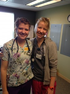 Bekah Ruthie Nurses