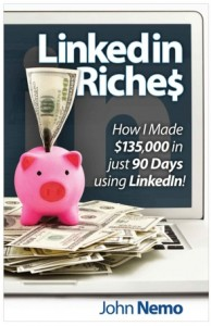 LinkedIn Book cover