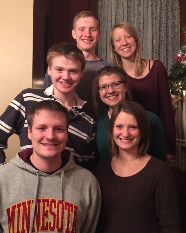 Jacob, John, Joseph, Rebekah, Ruth and Rachel