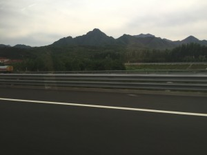 Road to Chengde